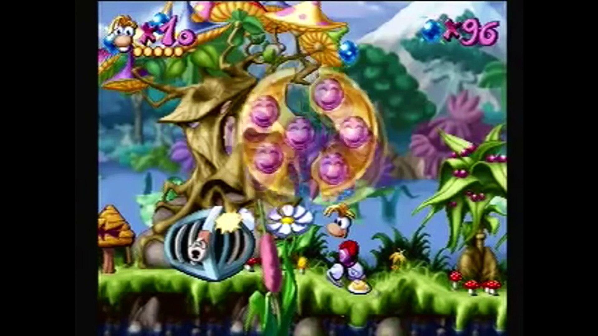 Game Story #15 - Лучшее в серии Rayman