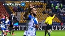Lucas Cavallini Goal ~ FC Puebla vs Monterrey 1-0