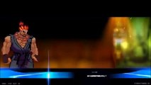 Mortal Kombat vs Street Fighter 3 (Akuma vs Chameleon)