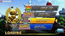 Sonic SEGA All Stars Racing - Nintendo Wii Racing Games - Videos Games for Kids - Girls