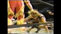 Kyoko Inoue/Sakie Hasegawa vs Akira Hokuto/Etsuko Mita (W*ING August 2nd, 1992)