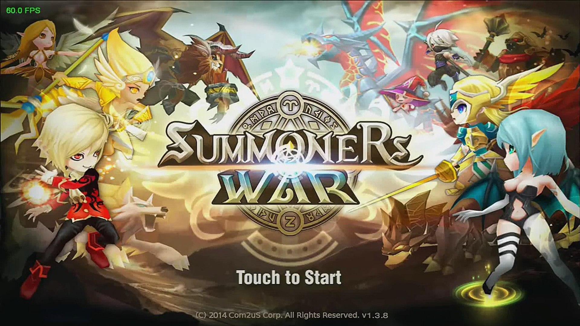 Rank 1 Summoners War Sky Arena ! (not for long)