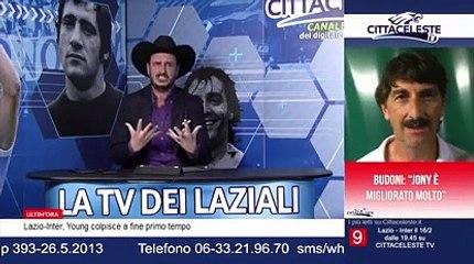 I gol di Lazio-Cluj