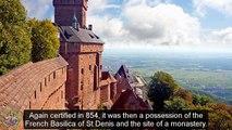 Château du Haut-Kœnigsbourg Destination Spot   Top Famous Tourist Attractions Places In France - Tourism in France
