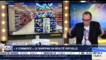 Anthony Morel: V-commerce, le shopping en réalité virtuelle - 19/10