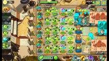 Plants vs Zombies: All Pea PvZ 1 vs All Pea PvZ 2 l PvZ walkthrough