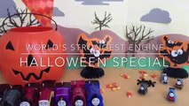 Halloween party - Thomas & Friends Trackmaster Worlds Strongest Engine