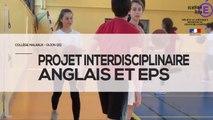 Interdisciplinarité Anglais et EPS