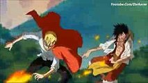 Luffy vs Sanji Full Fight  Luffy Defeated, Sanji Defeats Luffy  One Piece 807 HD