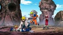 Shisui entrena a Sasuke  Jiraiya enseña modo sabio a Naruto Sakura entrena el Byakugou
