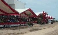 HUT Ke-384 Sulawesi Selatan Berlangsung Meriah