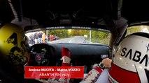 VÍDEO: un Abarth 124 Rally se pone a 197 km/h, míralo onboard