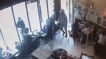 Vol à l'arraché dans un café à Londres