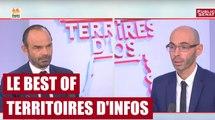 Best of Territoires d'Infos - Invité politique : Edouard Philippe (19/10/17)