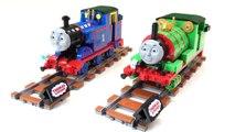 Thomas the Tank Engine, Percy the Small Engine | LOZ Blocks Brick Trains