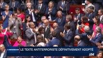 Macron : 13 attentats déjoués depuis le début de l'année