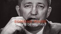 Edmond Maire, une vie de militant