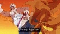 Killer Bee Rap (English) - Naruto Generations