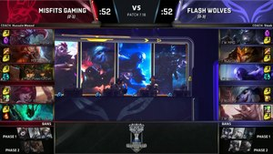 League of Legends - Misfits vs. Flash Wolves - Highlights - World Championship 2017 Group Stage - by Onivia