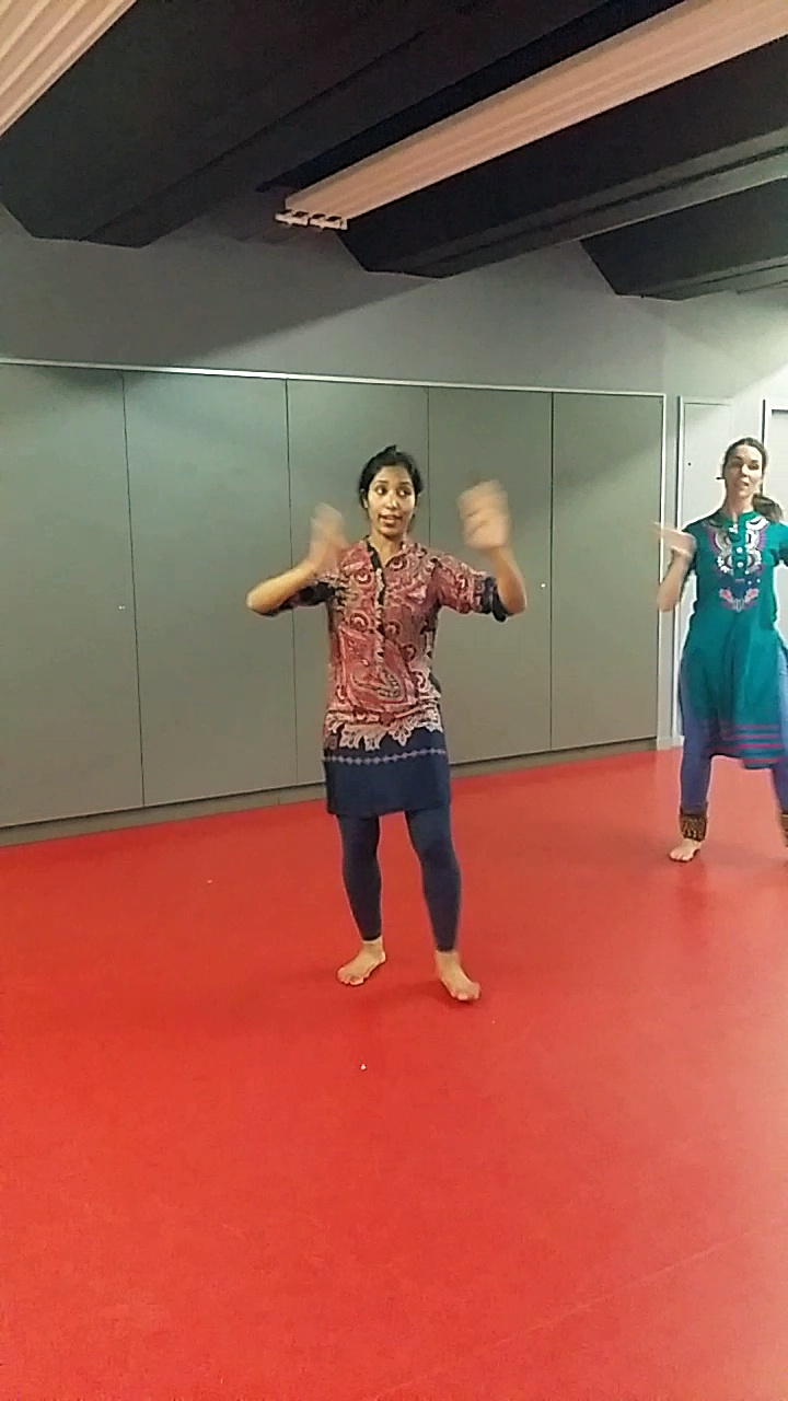 Kathak advanced