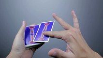 Easy Great Card Flourish Tutorial for Beginners (Super One Handed Card Cardistry Twirl)