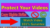 How To Upload Videos On Youtube Without Any Copyright issue