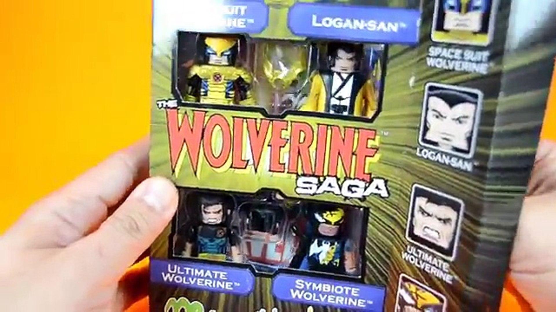 MARVEL X-MEN MARVEL days of future past SDCC 2014 Minimates-Wolverine