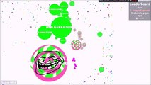 Agar.io - Blasting Troll (Agar.io Funny Moments)