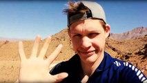 The Manneken trip: Arnaud Maldague, Bruxellois de 28 ans