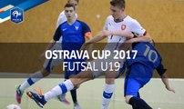 Futsal U19, Ostrava Cup : Tous les buts