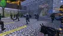 Counter-Strike: Condition Zero gameplay with Hard bots - Piranesi - Counter-Terrorist (Old - 2014)
