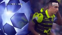 0-1 Alex Sandro OwnGoal UEFA  Champions League  Group D - 18.10.2017 Juventus FC 0-1 Sporting Lisboa