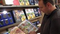 Le dernier Asterix vient de sortir : nous avons demandé son avis à la librairie Bachi-Bouzouk