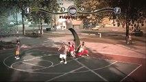NBA Street Homecourt (PS3) NBA vs WNBA