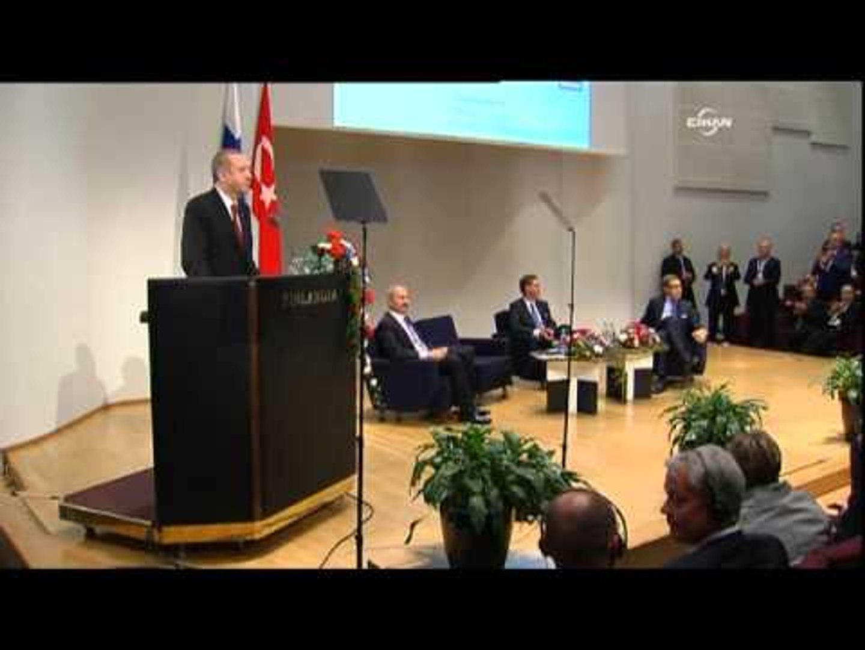 Erdoğan'dan AB'ye vize sitemi