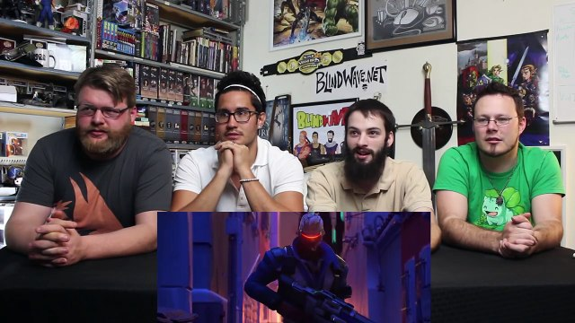 "Overwatch Animated Short ""Hero"" REACTION!!"