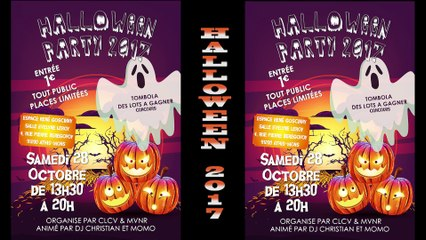 Bande Annonce  Halloween Party 2017 Athis-Mons