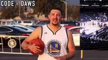 Il se fait passer pour le Basketteur Klay Thompson auprès des fans des Golden State Warriors