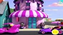 Minnie Mouse Happy Helpers - Roadster Racers - Clara Cluck Needs Help - Disney Junior App For Kids