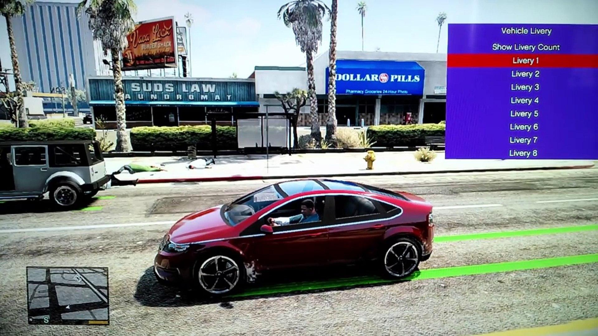 Xbox 360 GTA 5 1 26 Mod Menu Online/Offline + Download