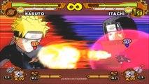 Naruto Ultimate Ninja 5 Jutsu Clash Narutos Rasengan vs Jutsu