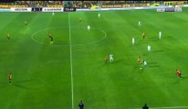 Adis Jahovic Goal HD - Goztepe 3-1 Alanyaspor 20.10.2017