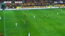 Etame  Goal HD - Goztepe3-2Alanyaspor 20.10.2017