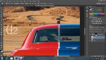 Photo Editing in photoshop   Background changing