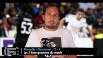 OM - Guimaraes (2-1) : Les 3 Enseignements du Match