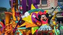 [4k] Mickeys Soundsational Parade Full show Disneyland Park POV