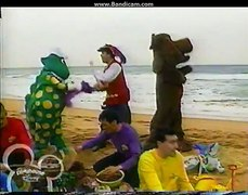 The Wiggles Wiggly Wiggly Christmas Part 3