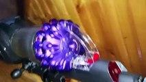 Dyson cinetic big ball animal hard floor test