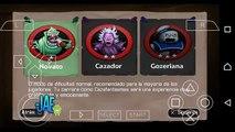 GhostbusterS (Los CazafantasmaS) PPSSPP ANDROID 100% FUNCIONAL