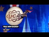 Top Gun Large Coed Invents New Basket Skill!